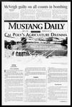 Mustang Daily, June 3, 1997