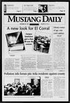 Mustang Daily, September 29, 1997