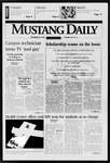 Mustang Daily, September 30, 1997