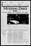 Mustang Daily, October 1, 1997