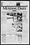 Mustang Daily, October 3, 1997