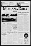 Mustang Daily, October 7, 1997