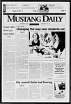 Mustang Daily, October 9, 1997