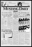 Mustang Daily, October 10, 1997