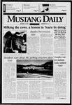 Mustang Daily, October 14, 1997