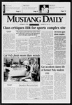 Mustang Daily, October 15, 1997