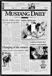 Mustang Daily, October 16, 1997