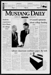 Mustang Daily, October 20, 1997