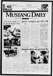 Mustang Daily, October 24, 1997