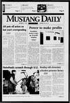 Mustang Daily, October 31, 1997