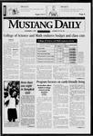 Mustang Daily, November 5, 1997