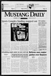 Mustang Daily, November 6, 1997