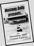 Mustang Daily, November 11, 1997