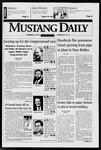 Mustang Daily, November 13, 1997