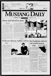Mustang Daily, November 19, 1997