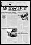 Mustang Daily, November 20, 1997
