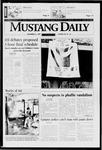 Mustang Daily, November 21, 1997