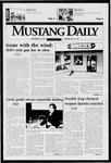 Mustang Daily, November 25, 1997