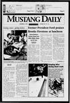 Mustang Daily, December 3, 1997