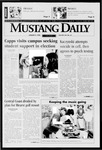 Mustang Daily, January 9, 1998
