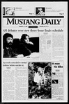 Mustang Daily, January 16, 1998