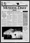 Mustang Daily, January 21, 1998