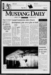 Mustang Daily, January 21, 1998