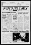 Mustang Daily, January 22, 1998