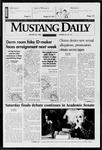 Mustang Daily, January 22, 1998