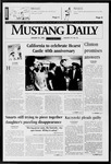 Mustang Daily, January 23, 1998