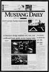Mustang Daily, January 26, 1998