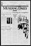 Mustang Daily, January 27, 1998