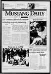 Mustang Daily, January 29, 1998