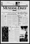 Mustang Daily, January 30, 1998