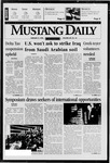 Mustang Daily, February 9, 1998