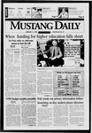 Mustang Daily, February 11, 1998