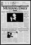 Mustang Daily, February 20, 1998