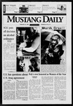 Mustang Daily, February 23, 1998