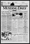 Mustang Daily, February 25, 1998