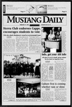 Mustang Daily, February 27, 1998