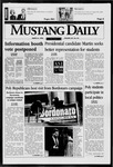 Mustang Daily, March 6, 1998