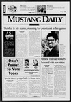 Mustang Daily, March 10, 1998