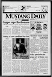 Mustang Daily, March 11, 1998