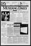 Mustang Daily, April 2, 1998