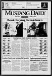 Mustang Daily, April 3, 1998