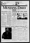 Mustang Daily, April 8, 1998