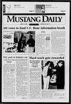 Mustang Daily, April 10, 1998