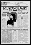 Mustang Daily, April 13, 1998