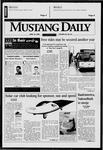 Mustang Daily, April 14, 1998