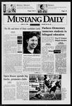Mustang Daily, April 15, 1998